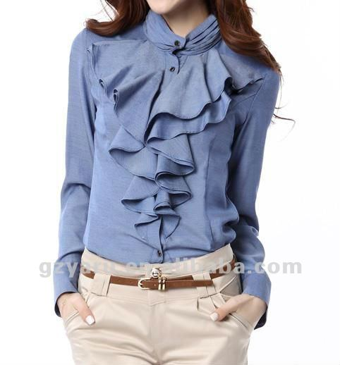 new blouses fashionable 2012 manufacturers