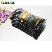 All purpose auto interior car wet wipes