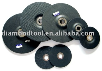 fiberglass reinforced flat cutting wheels,High-speed resin cutting wheel