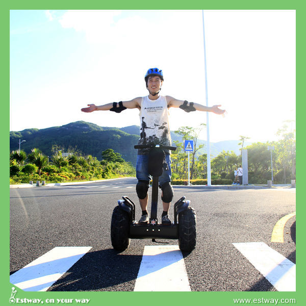 2015 best sale cheap self balancing electric boxer motorcycle