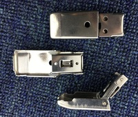 Stainless steel toggle latches metal clasp lock spring loaded latch