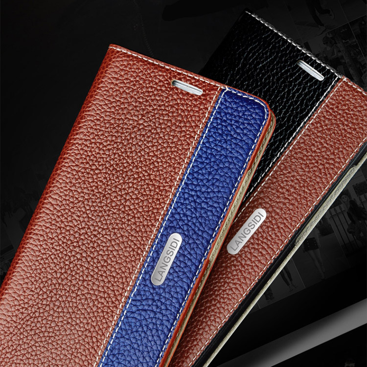 2016 competitive price high quality Oem smart phone leather case