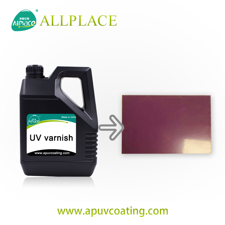 Primer Coating for Uv Coated Melamine Surfaced Wooden Boards Used from Allplace