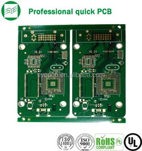 HAL RoHS of 4 layers Quick Turn Printed Circuit Board PCB manufacturer