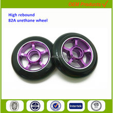 General machinery parts PU wheels for handling equipment