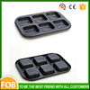 /product-detail/the-9cups-square-bake-baking-mold-carbon-steel-baking-tray-with-non-stick-coating-60582627492.html