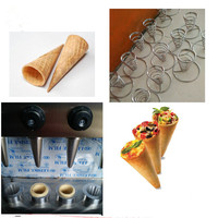 Hot selling food grade high quality pizza maker automatic/pizza cone machine/pizza making line
