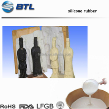 China Silicone Manufacture Of RTV Liquid Silicone Rubber To Make Crafts Mold