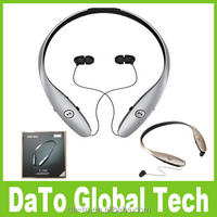 2016 HBS 900 Wireless Bluetooth In Ear Noise Cancelling Headphones Gold