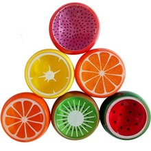 36pc/box Fruit Magnetic Color Polymer Light Clay for Slime Mud Toys Intelligent Hand Gum Toy Playdough Kids Gift