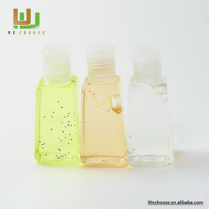 Customized best selling body shape hand sanitizer spray