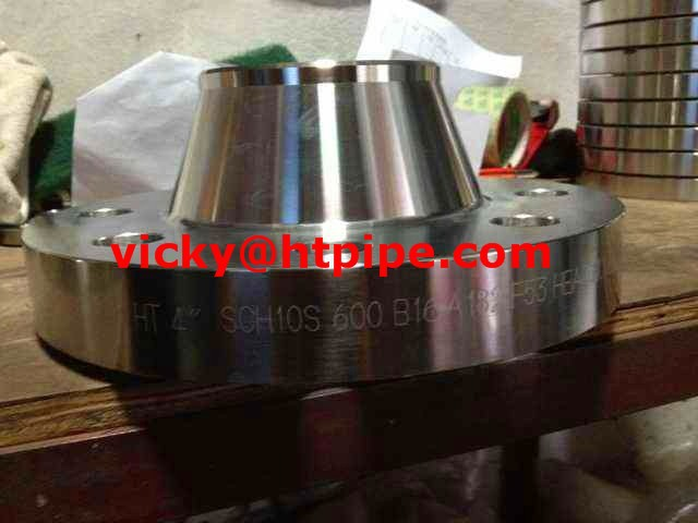 duplex stainless uns s31803 flange