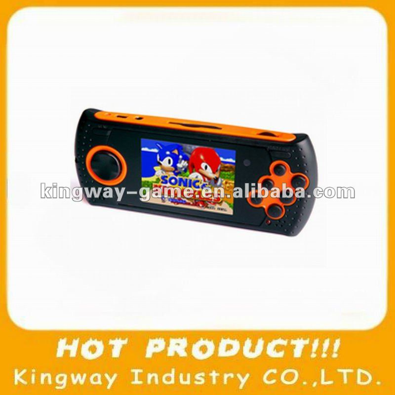 32bit Portable mp4 mp3 Game Player Support Sega Game