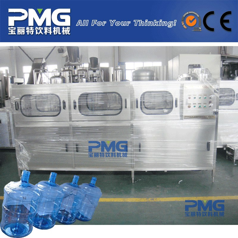 2016 Factory Price 5 gallon complete mineral water bottling line