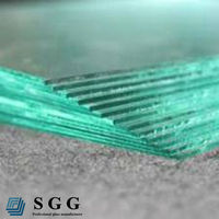 Excellent quality 2mm thick clear float glass