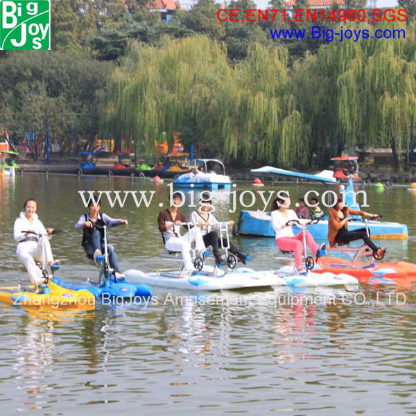 one person water bikes for sale, water bike pedal boats for sale, water bikes prices low