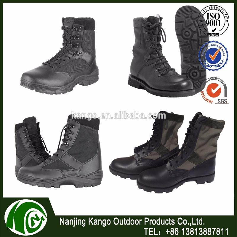 K-ANGO CE Approved Germany Equipment Made belleville military boots