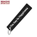 Keychain Manufacturers in China,embroidery keychain,Remove Before Flight