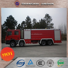 Brand New And Diesel Fuel Type 3000 Liters Mini Water Fire Truck