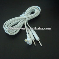 2.35mm connector bend tens lead wire for medical equipment