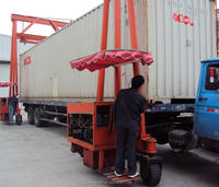 GP Brand Mast Mobile Container Crane BSJD360