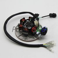 Chinese bike LIFAN 140 140cc MAGNETO STATOR FIT For 140cc LIFAN ENGINE PIT DIRT BIKE MOTORCYCLE 140LF10