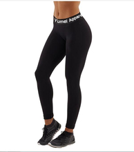 Custom Logo Womens Active Wear Form Running Pants