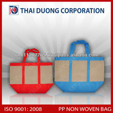 two tone colors bag