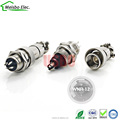 Wholesale Mini waterproof 4 core Industrial male and female Aviation plug Connector