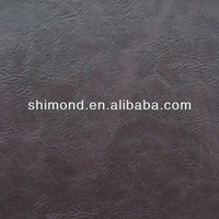 Two -tone PU Leather Fabric for Sofa