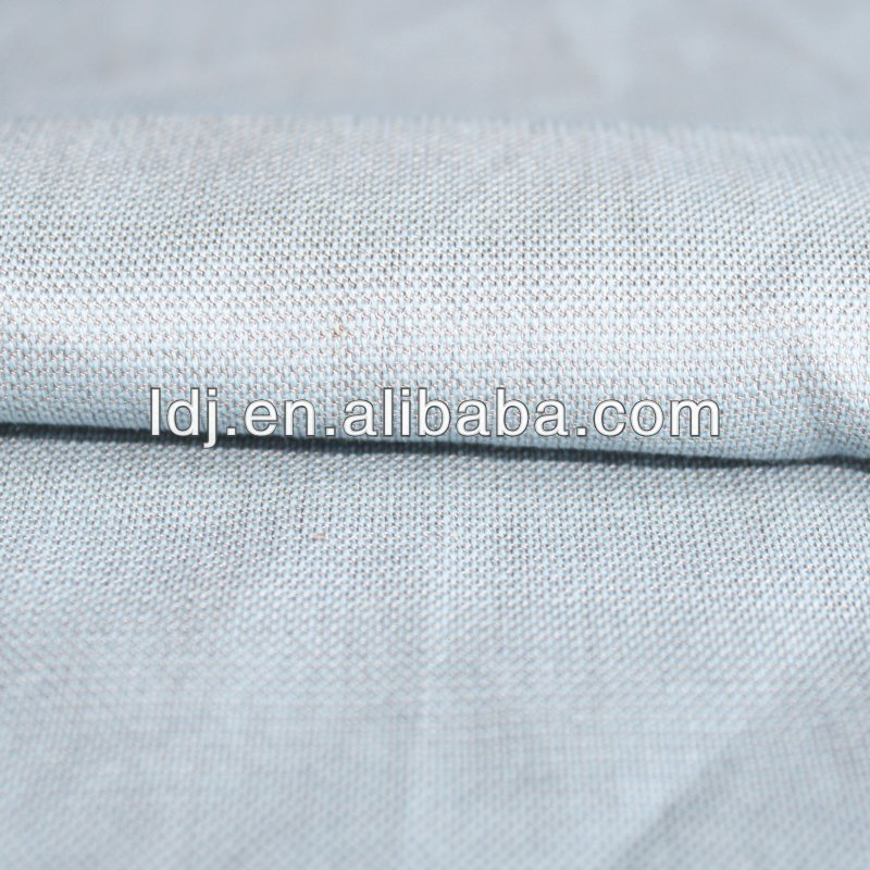 silver fiber protection anti radiation cotton fabric