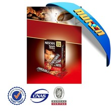 large size lenticular 3d poster for Nestle coffee