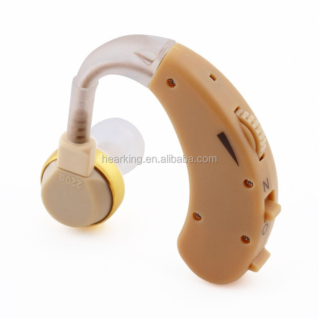 k-159 BTE invisible hearing aid with free accessory