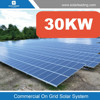 Solar PV Power Plant 30KW with solar PV inverters for solar power solution