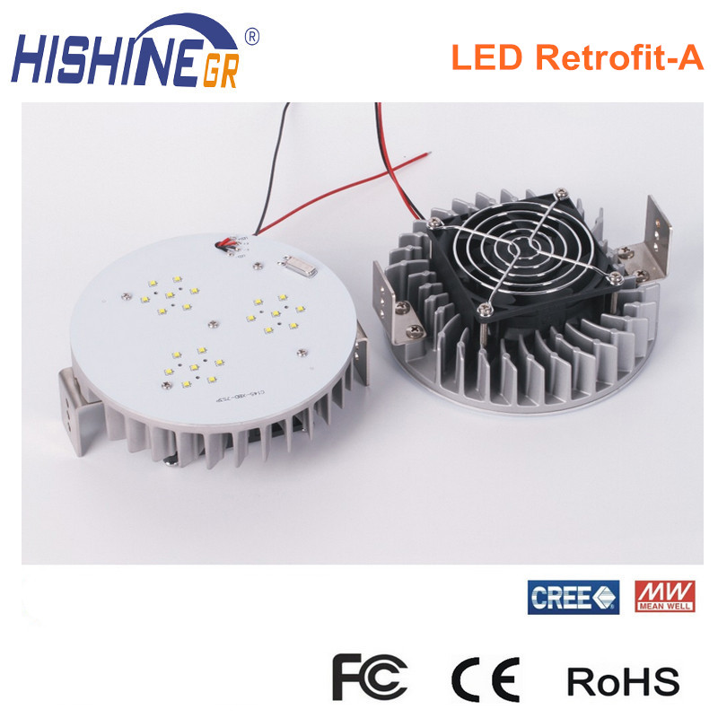 HK lighting ip65 100w led retrofit ceiling light new technology