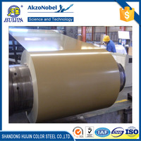 Color Coated Galvanized Steel In Coil