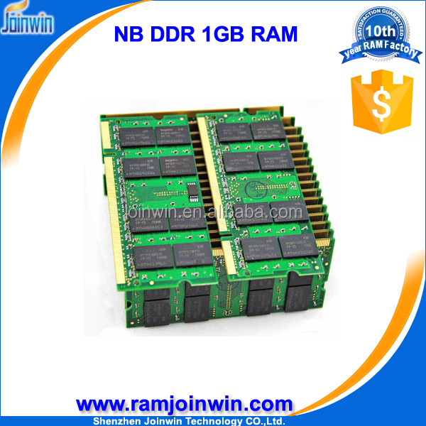 shenzhen factory supply ddr1 1gb ram price