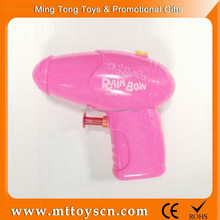 Pink color customized your design small water gun