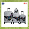 World Top 500 ODM Factory Sale abs pc Trolley Case Spinner Travel Luggage Bags