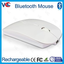 Trade assurance supplier rechargeable bluetooth wireless mouse 11 years factory
