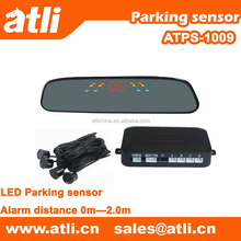Alarm distance 2m Flush mount Parking sensor
