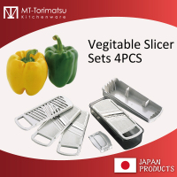 Plastic Salad Cutter 4 PCS Sets For All Of Vegitables And Any Foods