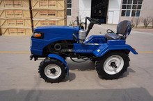 high quality engine power tiller 4wd farm tractor