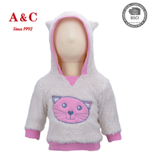 Wholesale New Born Baby Girl Winter Wearing Coat