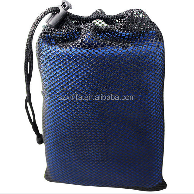 fashion promotional mesh sports equipment bag