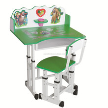 Salon furniture child high quality tables and chair for kindergarten,XM-287