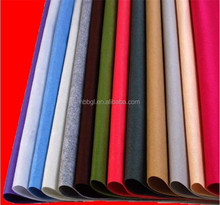 Customed 2mm/3mm/4mm Thickness 100% Colorful Polyester Felt