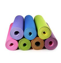 Manufacturer Offer Grey High Quality Eco TPE Yoga Mat Cover