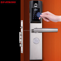Dust-proof Anti-theft Smart Fingerprint Door Used Hotel Locks For Sale