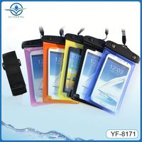 multi-colour waterproof case for samsung galaxy s3 s4